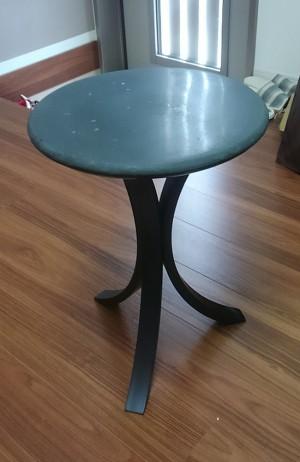 研ぎ出しのオーダーテーブル
